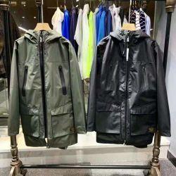 -Forro térmico Omni hombres chaqueta de moda largo