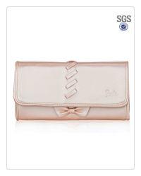 عرض السعر الأفضل هدية الشعار المخصص السيدة PU Wallet Factory السعر