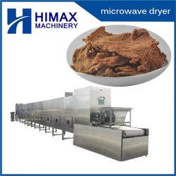 連続的なベルトのマイクロウェーブビーフ・ジャーキーの乾燥の殺菌機械