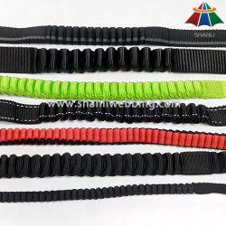 Qualitäts-Nylon-Polyester gefaltetes elastisches Federelement-gewebtes Material für Pufferbetriebs-Verbrauch