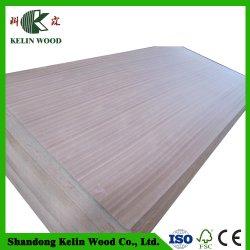 La melamina, Chapa de madera/papel/Raw frente de la Junta de MDF laminado