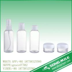 5pcs bouteille Voyage ensemble de la bouteille de pulvérisateur