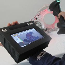 Alimentation indépendante et d'afficher Périphérique pour ordinateur de poche Scanner 3D