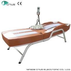 풀 바디 3D 목재 스파 테이블 제이드 마사지 침대
