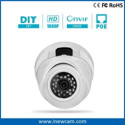 OEM 1080P PoE IP Dome-Kamera für den Außenbereich