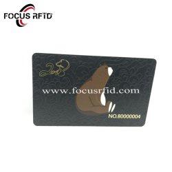 プラスチック忠誠のカードPVCゲームカードVIPのカードスマートなID ICのカード