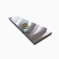 Tôles laminées à froid de 99,95 % de molybdène (Mo) Feuille/plaque Grwoth pour un cristal unique