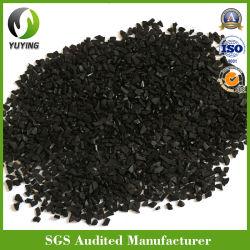 Auf Holzbasis Mutteren-Shell-granuliertes Puder-betätigte Kohlenstoff-Holzkohle für Trinkwasser-Behandlung