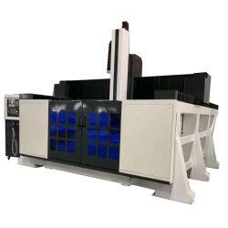 Espuma de Poliestireno Expandido Máquina de gravação para gravar e espuma de Corte