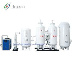 97-99.9995% de alta pureza gás N2 Equipamento gerador de azoto PSA