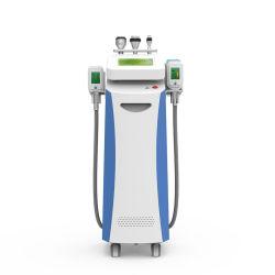 容易表面持ち上がる超音波のキャビテーションRFのフリーズするTripolar真空の脂肪吸引術の脂肪を作動させ機械を細くする