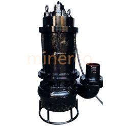 China-versenkbare haltbare vertikale zentrifugale Schlamm-Pumpe