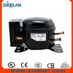 Nuovo disegno 12 volt 24 compressori sigillati ermetici del congelatore di energia solare di CC di volt del frigorifero di piccola dimensione del frigorifero per il veicolo Qdzh30g 86W