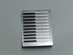 Les produits médicaux de l'Acupuncture aiguilles avec poignée en plastique conducteur