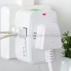 Все в одном из универсальных международных разъем сетевого адаптера 2 порта USB World Travel питания переменного тока адаптер зарядного устройства с О НАС UK ЕС нейтрализатора разъем