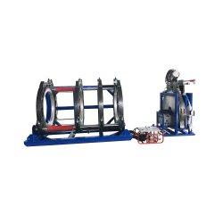 Potência 500-800mm fusão topo a máquina de solda do tubo de HDPE