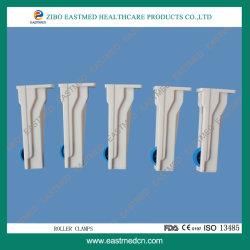 Медицинские IV трубки ролик зажимы