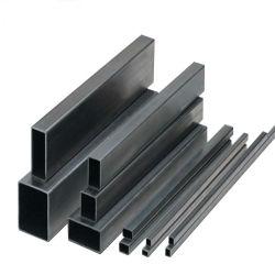40X40 Ms cuerpo hueco de acero recocido negro tubo cuadrado Precio
