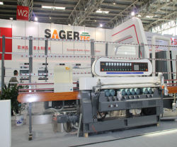 Máquina de biselamento de vidro (SZ-XB351) a partir Sagertec
