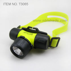 AAA 3 LED de alimentación de 3 vatios de Buceo Faro (T3065)