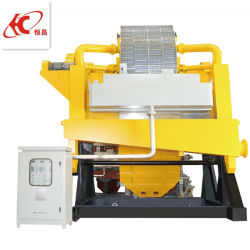 高輝度高い勾配の磁気分離器機械