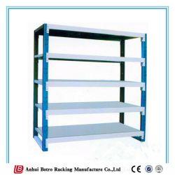 Rivet à usage intensif des Étagères étagère 4 unité de rayonnages 5 couches de bricolage Boltless Rayonnages de stockage rack