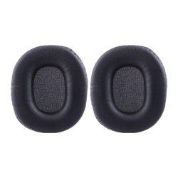Память наушника белка подушки из натуральной кожи для Ath-M40X M50 M50s M20, M30, M40 Ath-Sx1 подушечки для наушников