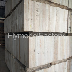 Blocchetto incollato la Cina della fabbrica di legno di balsa
