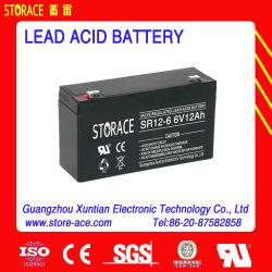 6V baterias, ferramentas elétricas bateria 6V 12AH