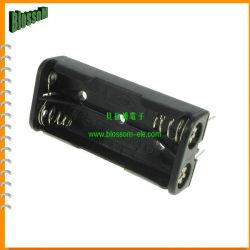2 батареи типа AAA держатель с контактами на ПК (421P)