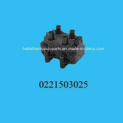 Bobina de ignição 0221503025 96074054 para a Fiat Peugeot Citroen