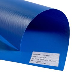 Tissu enduit de PVC pour les grandes Rectangular-Metal gonflable en PVC Frame piscine au dessus du sol