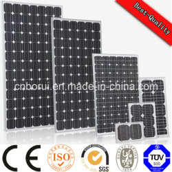 Hot Sell 195 W Mono PV-Panel Solar 36 V für 24 V Home Solar System Solar-Kits