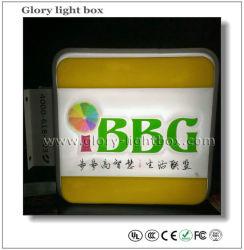 ライトボックスを広告する屋外の防水アクリルのシルクスクリーンプリントLED