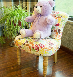 Children' S Sofa Cloth Art Children Eat Stool Flesh in The Hotel Coffee Shop for Shoes (M-X3378)