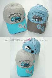 Fashional 3Dの刺繍の子供の野球帽