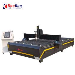 2 años de garantía de Venta caliente plasma CNC 10mm 20mm de acero de 30mm de la cortadora CNC estativo de escritorio Plasma de corte CNC Máquina con gran descuento Venta