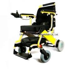 De elektromagnetische Autoped van de Mobiliteit van de Rolstoel van de Vouwen van de Rem Extra Lichte Elektrische met Sterkere Klasseerbaarheid voor Gehandicapt Ce, ISO13485, ISO9001