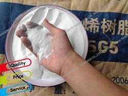 La résine de PVC le chlorure de polyvinyle pour le plastique