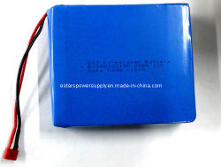 100122140 heißes Selling 12V 20ah Rechargeable Lithium Ion Polymer Battery Lipo Battery für GPS/GSM Portable Devices