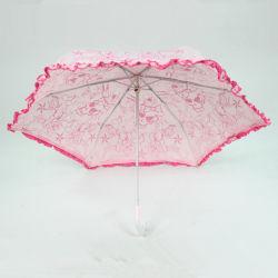 6k новый дизайн в три раза зонтик с ручной открыть
