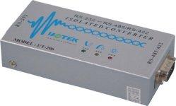 RS-232 vers RS-485/422 optoélectroniques convertisseur isolé