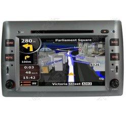 2002-2010 voor GPS Navigation DVD van FIAT Stilo met TV Radio