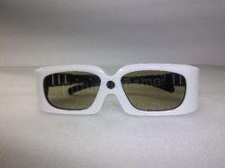 نظارات ثلاثية الأبعاد مغلاق مريحة الارتداء لجهاز عرض DLP (سينما مستقبلية طراز K510U)