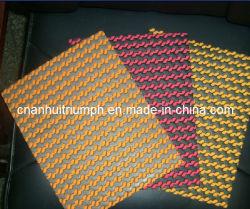 Feuille de couleur double EVA pour le massage Sole de semelle intérieure
