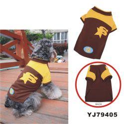 Coton Vêtements Vêtements chien Pet Pet Coats (YJ79405)