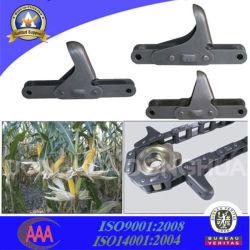 ISO 9001の公認のオートバイの部品のスプロケットのステンレス鋼農業伝達ローラーコンベヤーの鎖