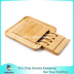FDAのタケボードのタケチーズボードの台所のための一定のまな板