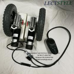 24V 256W 기동성 스쿠터에 120rpm 남겨두곤 & 바르게 자동화된 전자 휠체어 로봇 모터