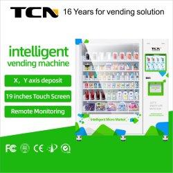 Produkt-mobiler Energien-Kopfhörer-mobiler Zubehör-Handy-aufladenverkaufäutomat Tcn-Digital